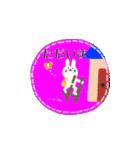 可愛いスタンプ-アニマルワッペン-(個別スタンプ:08)