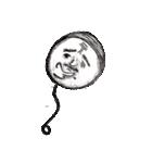 風船バーコード(個別スタンプ:23)