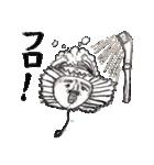 風船バーコード(個別スタンプ:27)