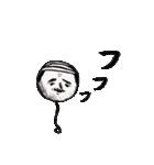 風船バーコード(個別スタンプ:37)