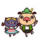 春パンツ♪踊るパンパカパンツ(個別スタンプ:02)