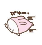 うさぴょんあざらし(個別スタンプ:03)