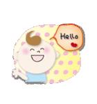 Happy Happy Boy(個別スタンプ:02)