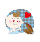 Happy Happy Boy(個別スタンプ:08)