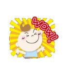 Happy Happy Boy(個別スタンプ:18)