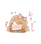 ドットりぼんちゃん(個別スタンプ:03)
