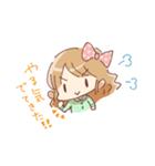 ドットりぼんちゃん(個別スタンプ:08)