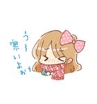 ドットりぼんちゃん(個別スタンプ:17)