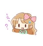 ドットりぼんちゃん(個別スタンプ:20)