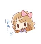 ドットりぼんちゃん(個別スタンプ:29)