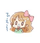 ドットりぼんちゃん(個別スタンプ:31)