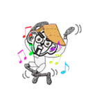 三択の嵐!(個別スタンプ:40)