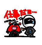 モーターバイク乗り2