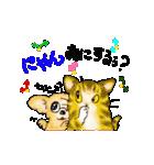 猫時々犬(個別スタンプ:33)