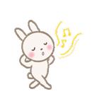 小さな白うさぎ(個別スタンプ:26)