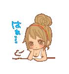 おんなのこたち【ラブラブカップル専用3】(個別スタンプ:01)