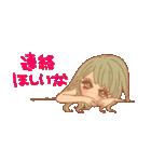 おんなのこたち【ラブラブカップル専用3】(個別スタンプ:03)