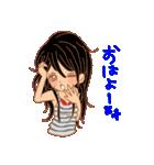 おんなのこたち【ラブラブカップル専用3】(個別スタンプ:07)