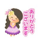 オリオリ☆フラガールズ(個別スタンプ:5)