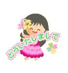 オリオリ☆フラガールズ(個別スタンプ:7)