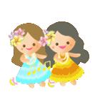 オリオリ☆フラガールズ(個別スタンプ:9)
