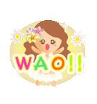 オリオリ☆フラガールズ(個別スタンプ:23)
