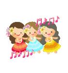 オリオリ☆フラガールズ(個別スタンプ:29)