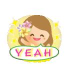 オリオリ☆フラガールズ(個別スタンプ:35)