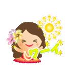 オリオリ☆フラガールズ(個別スタンプ:37)