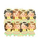 オリオリ☆フラガールズ(個別スタンプ:39)