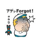 チビッくわ(バイリンガル)(個別スタンプ:21)
