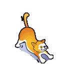 猫キャラ「ミー」と「ニック」(個別スタンプ:10)