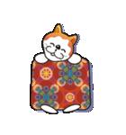 猫キャラ「ミー」と「ニック」(個別スタンプ:25)