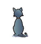 猫キャラ「ミー」と「ニック」(個別スタンプ:34)