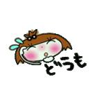 ここちゃん最高!2 (笑っ)(個別スタンプ:02)