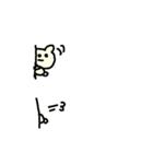 <吹き出し>敬語くまさん cute bear(個別スタンプ:25)