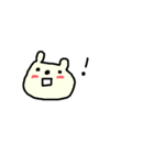 <吹き出し>敬語くまさん cute bear(個別スタンプ:37)