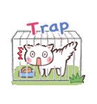 猫だすけ 2(人と猫)(個別スタンプ:02)