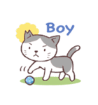 猫だすけ 2(人と猫)(個別スタンプ:05)