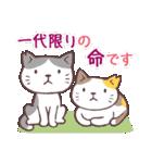猫だすけ 2(人と猫)(個別スタンプ:13)