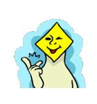 黄面マン(個別スタンプ:35)