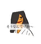 おばけなのに小悪魔な霊子さん(個別スタンプ:01)