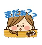 かわいい主婦の1日【家族連絡編】(個別スタンプ:13)