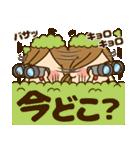 かわいい主婦の1日【家族連絡編】(個別スタンプ:24)