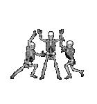 骨のスタンプ8