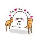 Merry家 マシュマロガール&ボーイ 2(個別スタンプ:01)