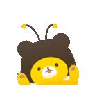 クマのみつお v2(個別スタンプ:24)