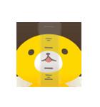 クマのみつお v2(個別スタンプ:27)