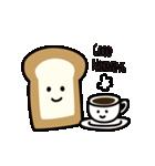 パンパン食パン(個別スタンプ:01)