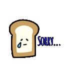 パンパン食パン(個別スタンプ:06)